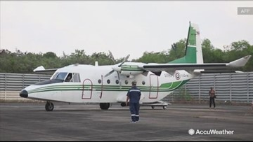 Rain-making planes deployed to help battle air pollution