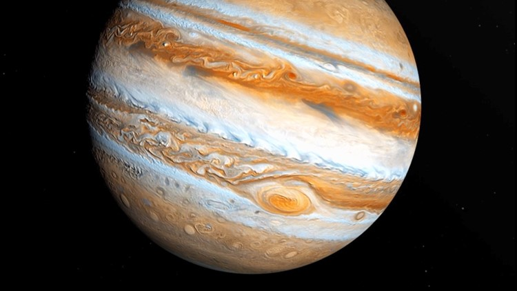 Jupiter's Red Spot is Going Through Some Changes