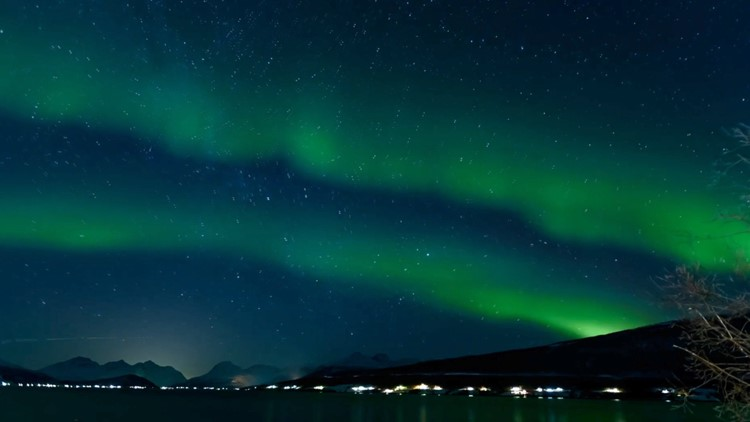 Solar Storm Predicted for Monday May Include Aurora That May Be Visible as Low as New York