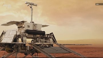 Europe's ExoMars Rover Will Have An Alien-Hunting Camera