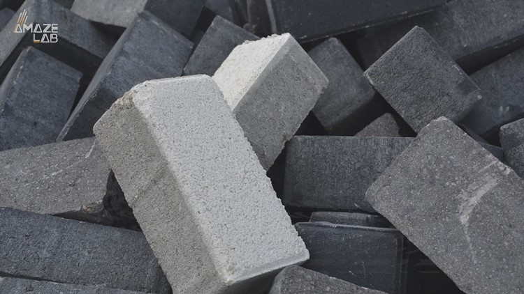 Researchers Create 'Living Concrete' from Bacteria