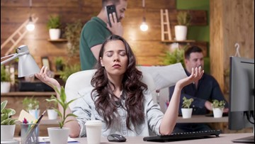5 Simple Ways to De-Stress During the Workday