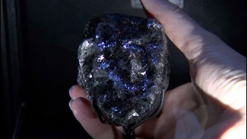 Louis Vuitton Flaunts Diamond as Big as a Tennis Ball in Paris