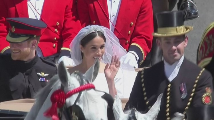 What's Your Name Again? Royal Titles for Prince Harry and Meghan