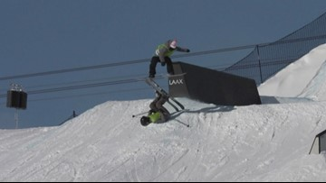 Skiing and Snowboarding Tag Teams Are Now a Thing