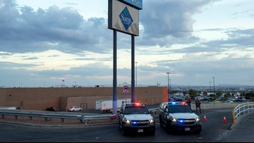 El Paso Walmart reopens, 3 months after mass shooting