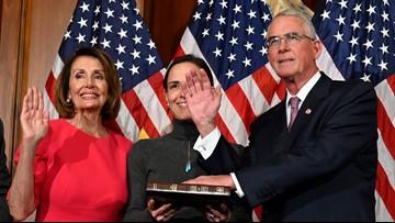 Republican congressman weighing impeachment won't seek new term