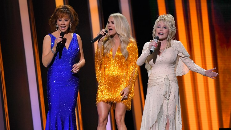 53rd Annual CMA Awards - Show