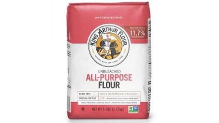 Recalled King Arthur Unbleached All-Purpose Flour