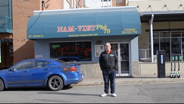 After losing his own POW dad, this restaurant owner carried on a family legacy of honoring vets