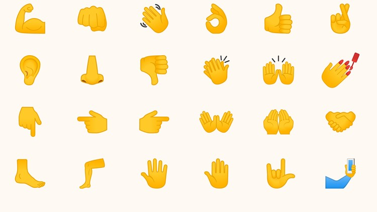 Melting face, pregnant man highlight 37 newest incoming emojis
