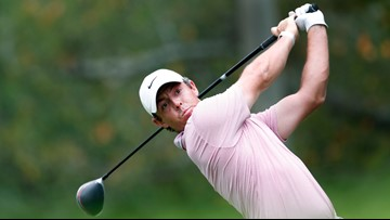 Rory McIlroy joins Tiger Woods as 2-time winner of FedEx Cup; wins biggest payout in golf history