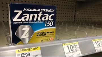 FDA warns consumers to stop using Zantac products, due to possible cancer risk