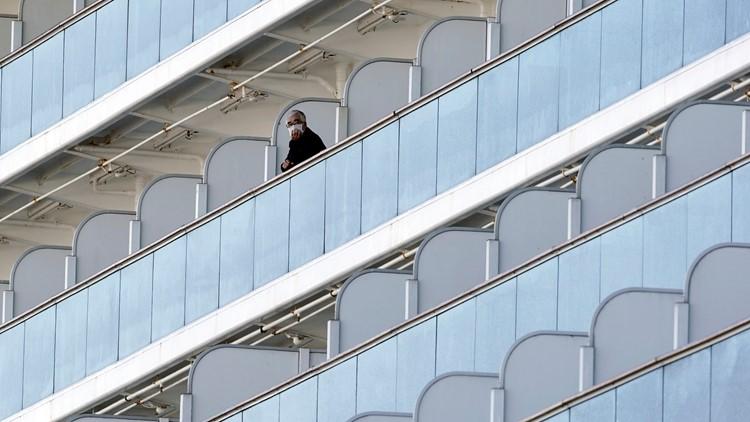 Japan quarantined cruise ship China Outbreak