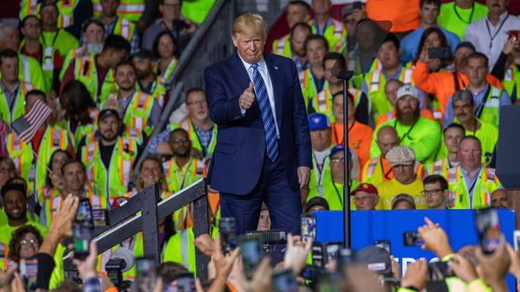 Trump Shell plant Pittsburgh