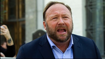 Lawyers: Files sent by Alex Jones contained child porn