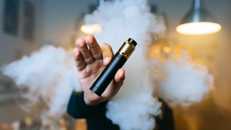 Vaping-related illnesses in US still rising, but more slowly