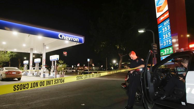 Stabbing Deaths California