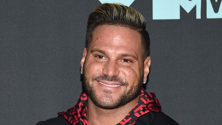 Ronnie Ortiz-Magro Jersey Shore star