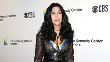 Cher tweets praise of San Antonio hotel before Tuesday night concert