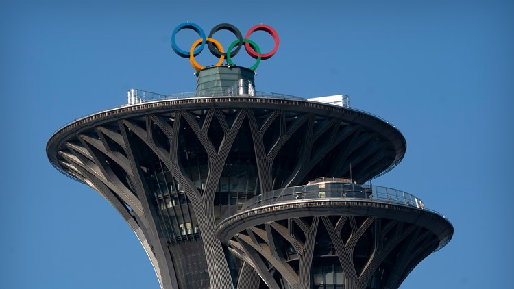US should boycott 2022 Olympics if Games are not moved from China, congressman suggests