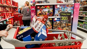 Survey: Holidays bring spending stress for most Americans