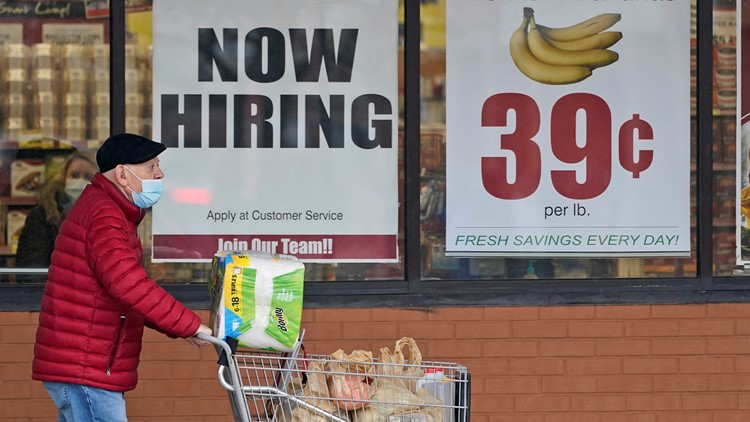US employers added just 266K jobs in April as hiring slows