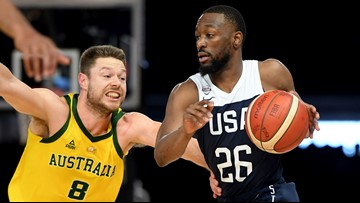 Australia ends Team USA Basketball win streak; roster set but Kuzma out of World Cup