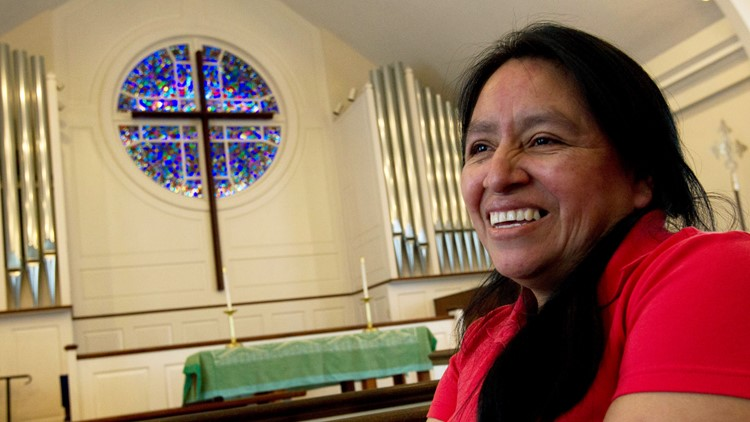 Immigrant Church Sanctuary