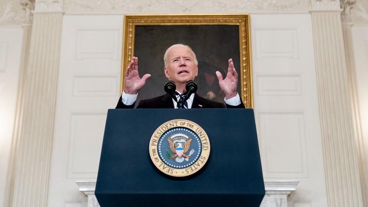 President Biden encouraging, but not mandating, vaccine requirements in schools
