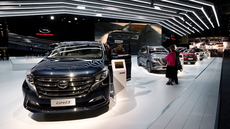 Make the best of a trip to the auto show