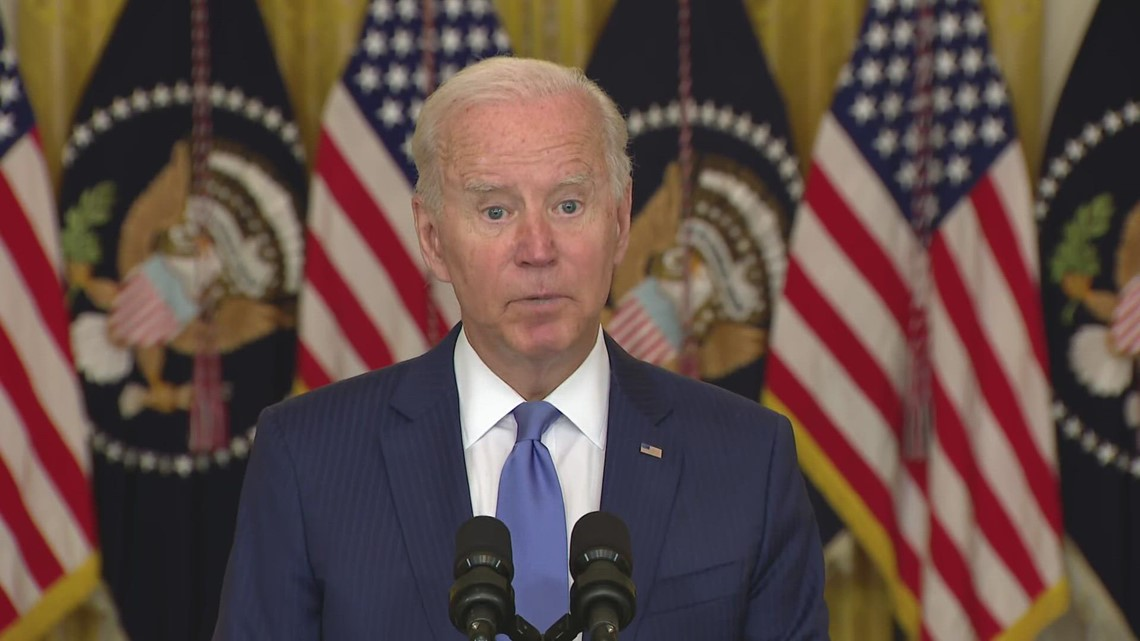 Biden recommends tax hikes for those making more than $400k, tax breaks for middle class