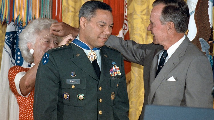 Texas politicians react to the death of former Joint Chiefs chairman Colin Powell