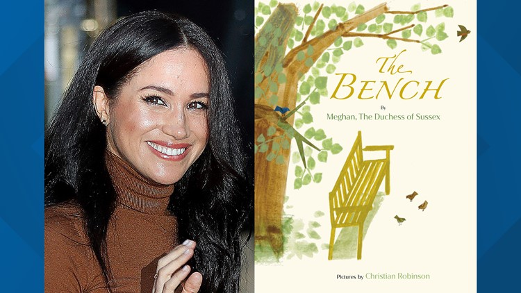 Meghan, Duchess of Sussex, to release 1st children's book
