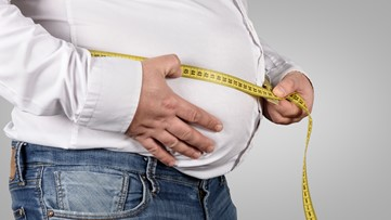 About 40% of US adults are obese, leading to health concerns, CDC survey shows