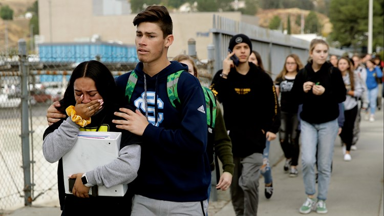 2 students killed, several hurt in Southern California high school shooting