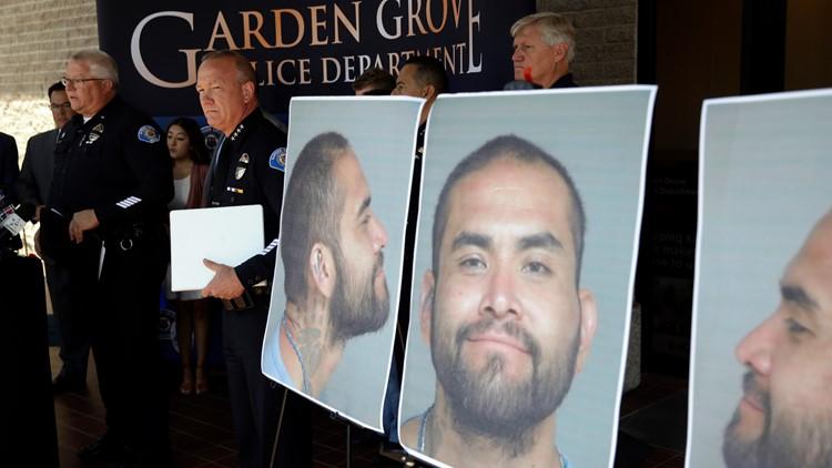 Stabbing Deaths Garden Grove California