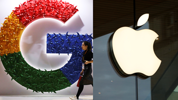 Google and Apple team up to use smartphones to track coronavirus ...