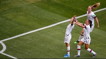 US wins 2019 FIFA Women's World Cup