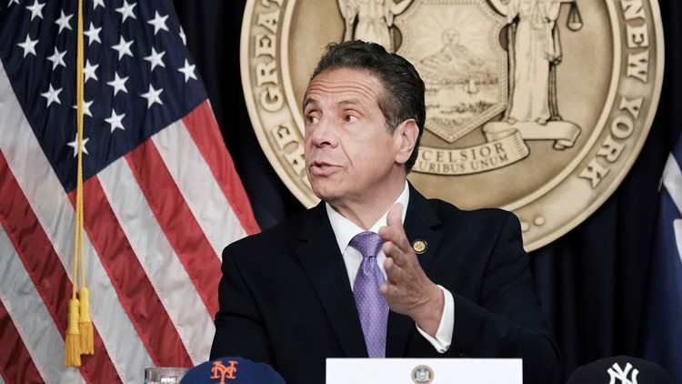 NY Gov. Cuomo sexually harassed multiple women, probe finds