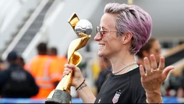 US women's soccer team captain accepts Capitol invitation