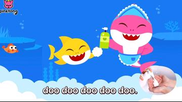 'Baby Shark' released a song about handwashing and it will be stuck in your head forever