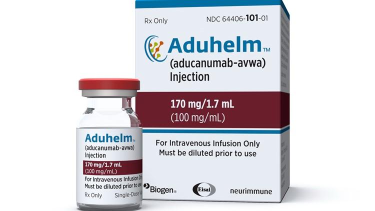 Slowed rollout of Alzheimer's drug Aduhelm met with skepticism