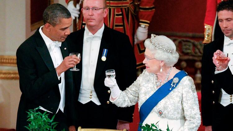 Biden is 13th US president set to meet queen