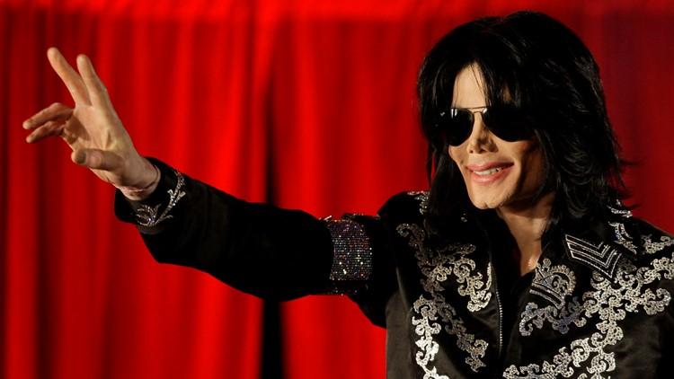 Michael Jackson 2009 file photo