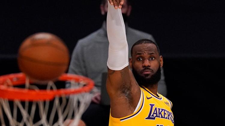 LeBron James isn't a lock for the NBA MVP