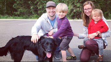 From Macedonia to Minnesota, one stray dog's journey to a caring home