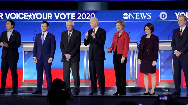 ABC New Hampshire Election 2020 Debate