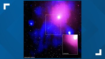Biggest explosion seen in universe came from a black hole