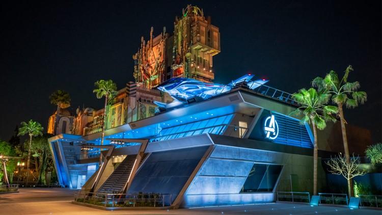 Disneyland Avengers Campus gets June debut after long delay